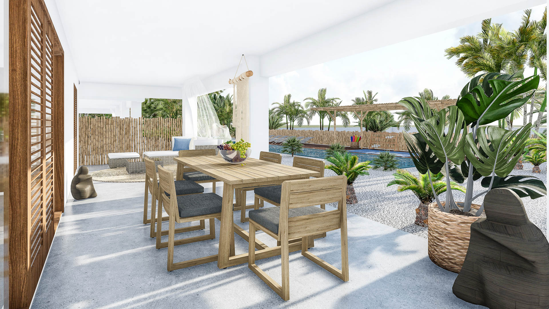 Garden apartment | Isla penthouse & garden apartments