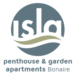 Logo Isla penthouse & garden apartments